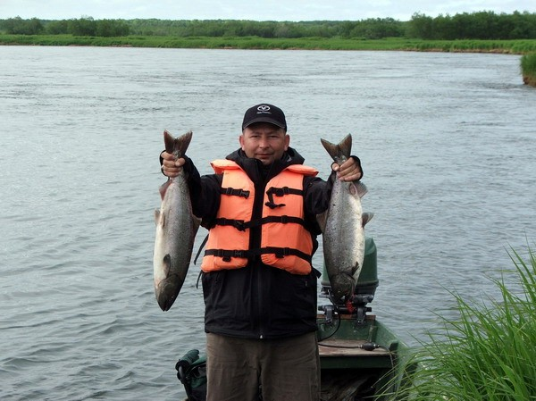 охота и рыбалка на вазузском водохранилище