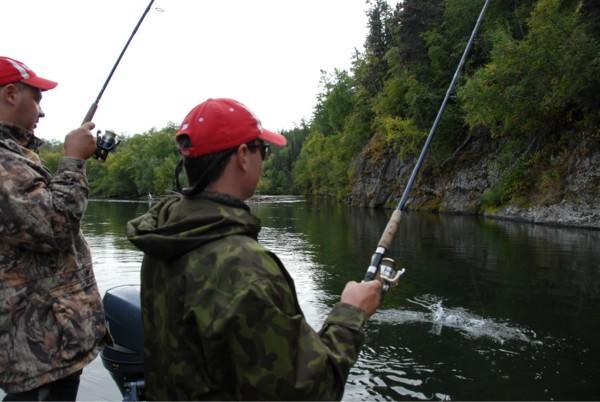 снасти для рыбалки на камчатке форум