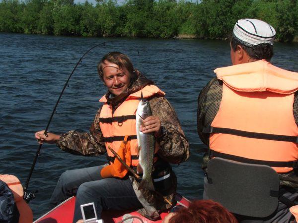 рыболовные туры эконом