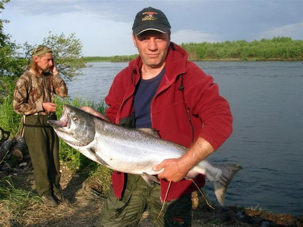 рыболовный тур курсовая