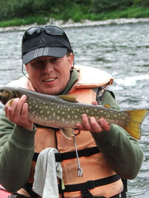 рыбалка на камчатке в сентябре что брать